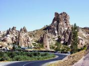 Goreme- Uchisar way